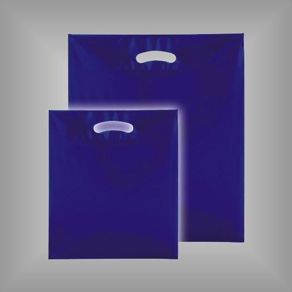 500 Tragetaschen Fresh 38 x 45 + 5 cm farbig transparent